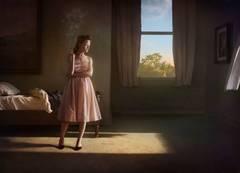 Woman in Sun I, 2012