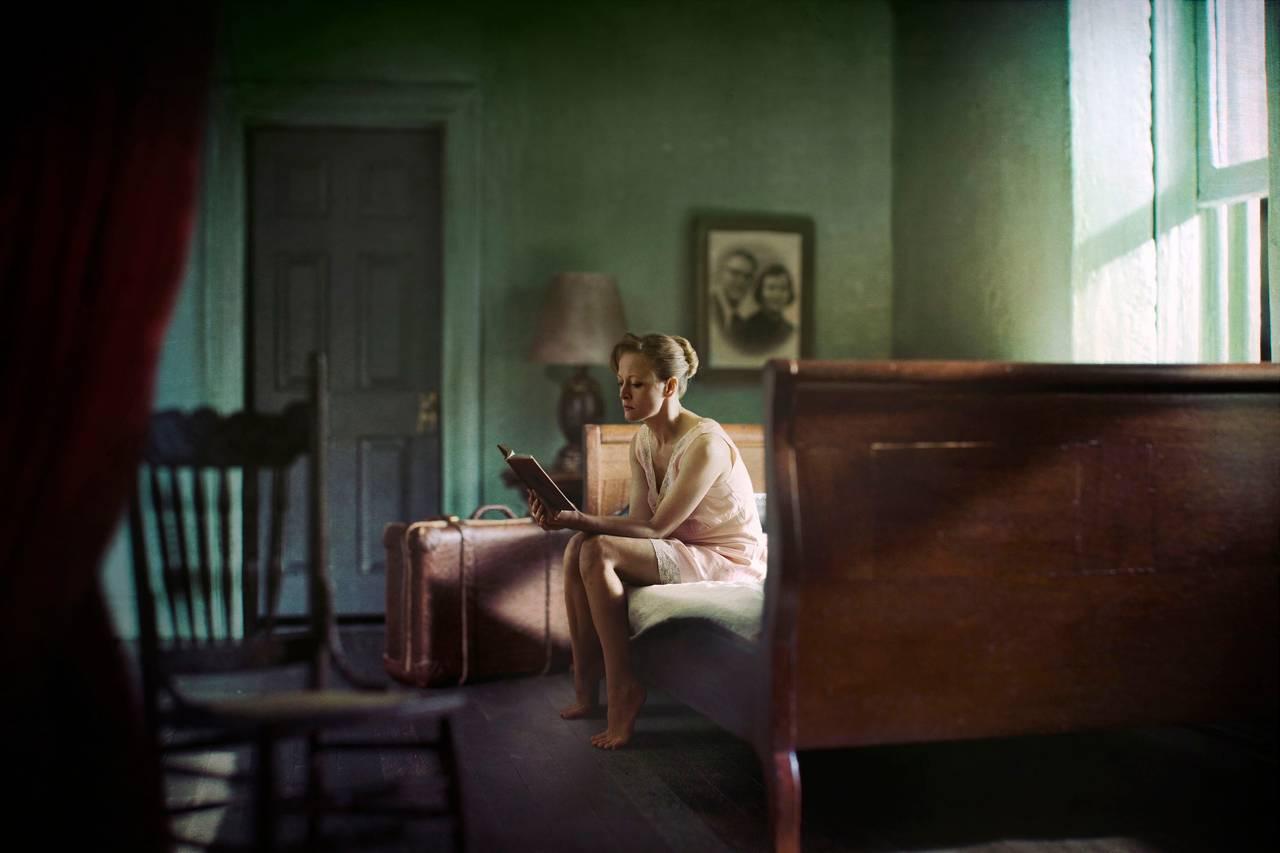 Woman Reading, 2013