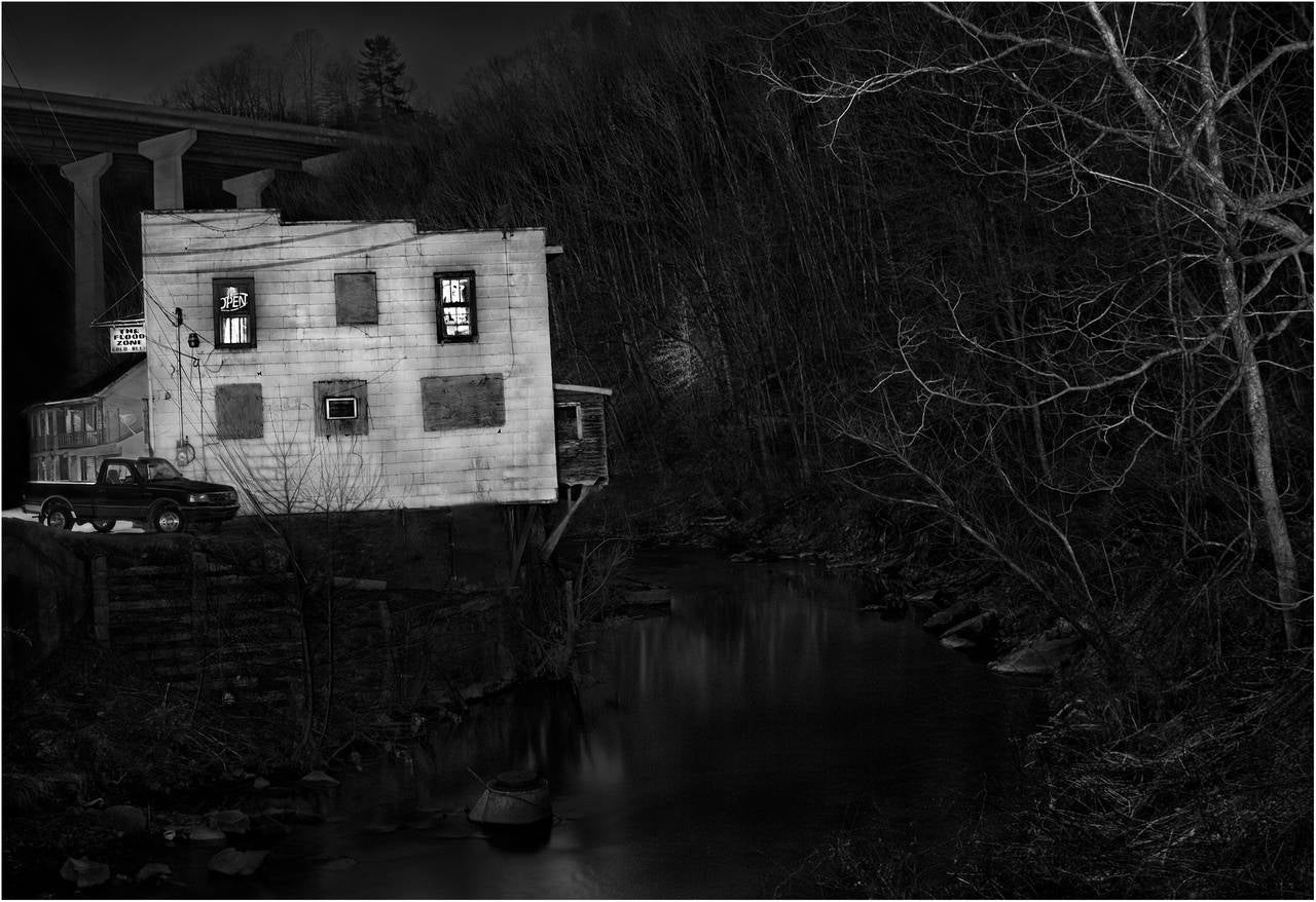 Teri Havens Flood Zone Beckley West Virginia Photograph For Sale At 1stdibs