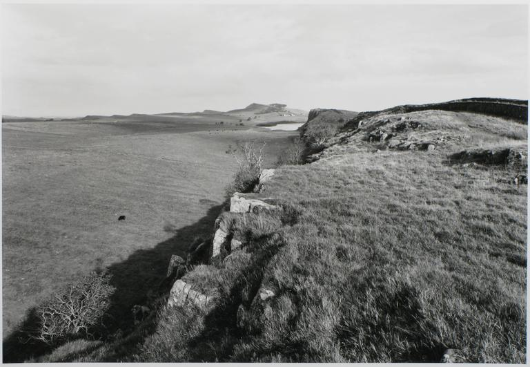 Edward Ranney Landscape Photograph - Hadrian's Wall, Northumberland, England
