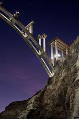 Nevada Pier Construction, November 24