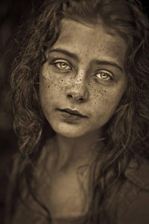 Fritz Liedtke Portrait Photograph - Asia