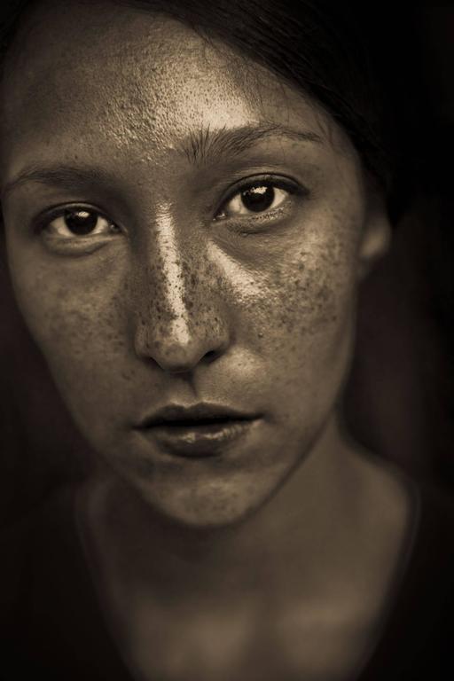 Fritz Liedtke Black and White Photograph - Cheryl