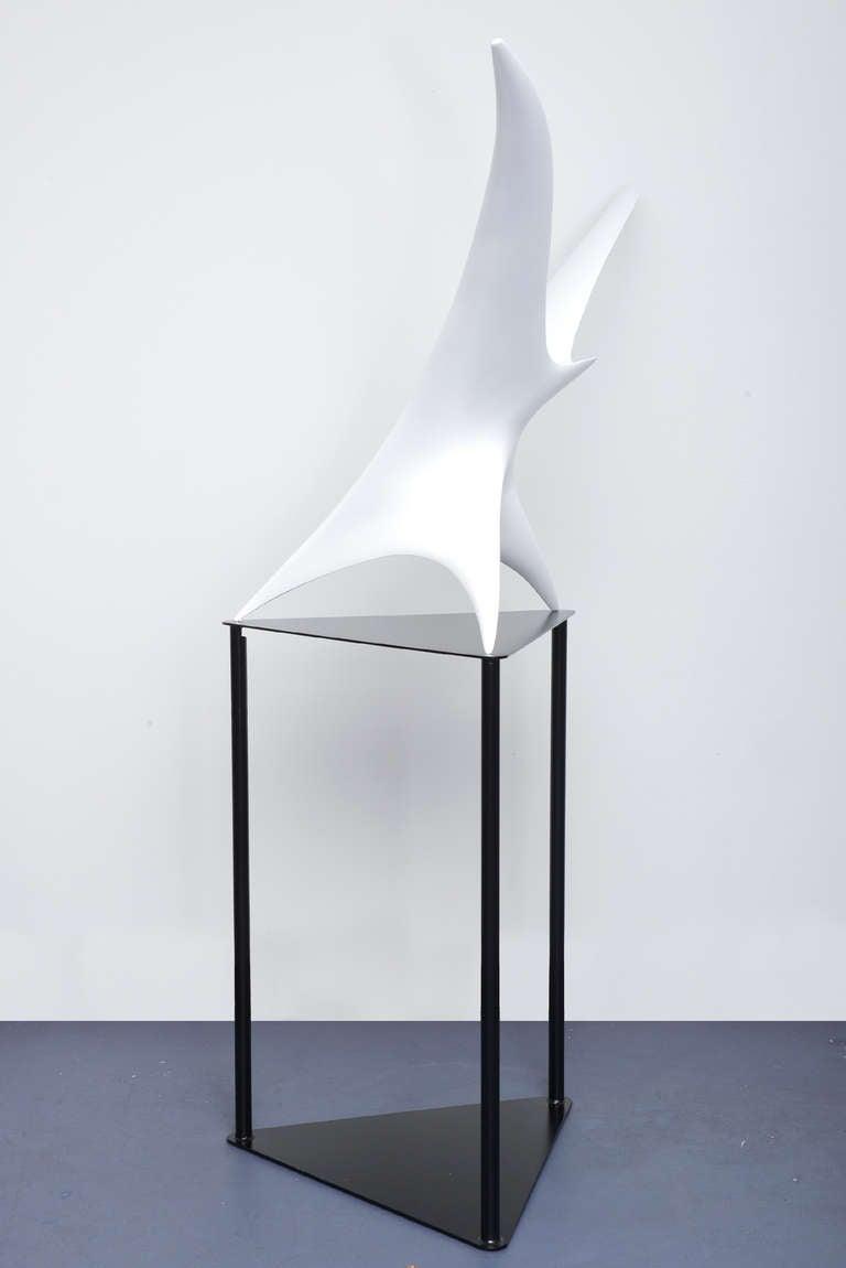 Twin Bird Sculpture For Sale 3