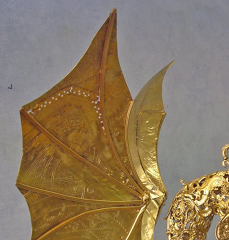 Cocatrix - Bronze Sculpture For Sale 5