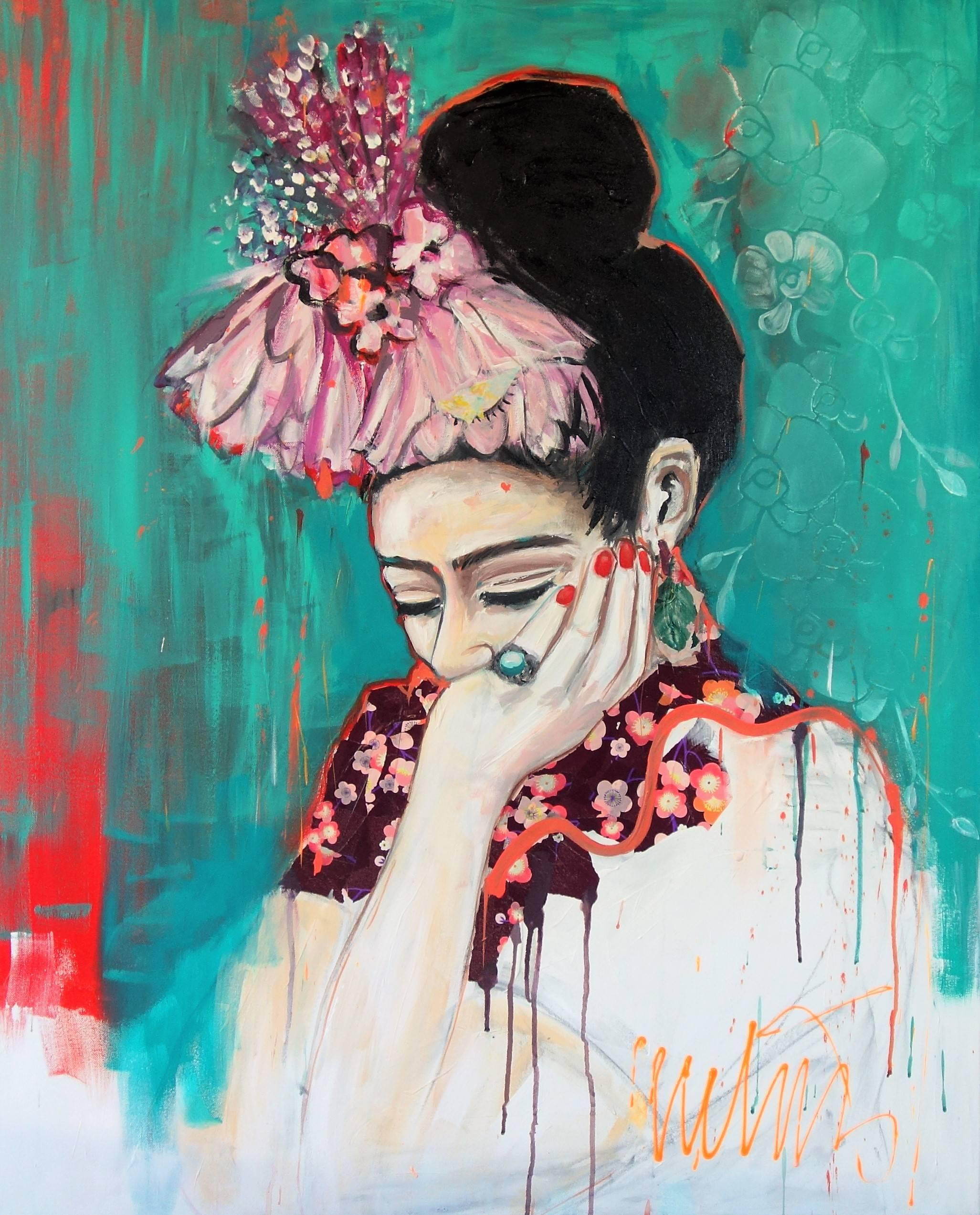 Frida Kahlo Meditation