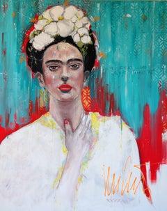 Frida Kahlo - Les mots sont des couleurs que je ne comprends pas