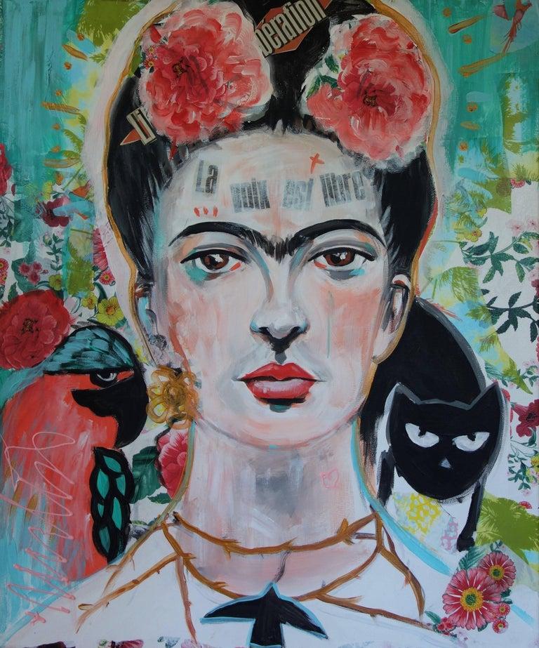 Frida Kahlo - La Voix est Libre