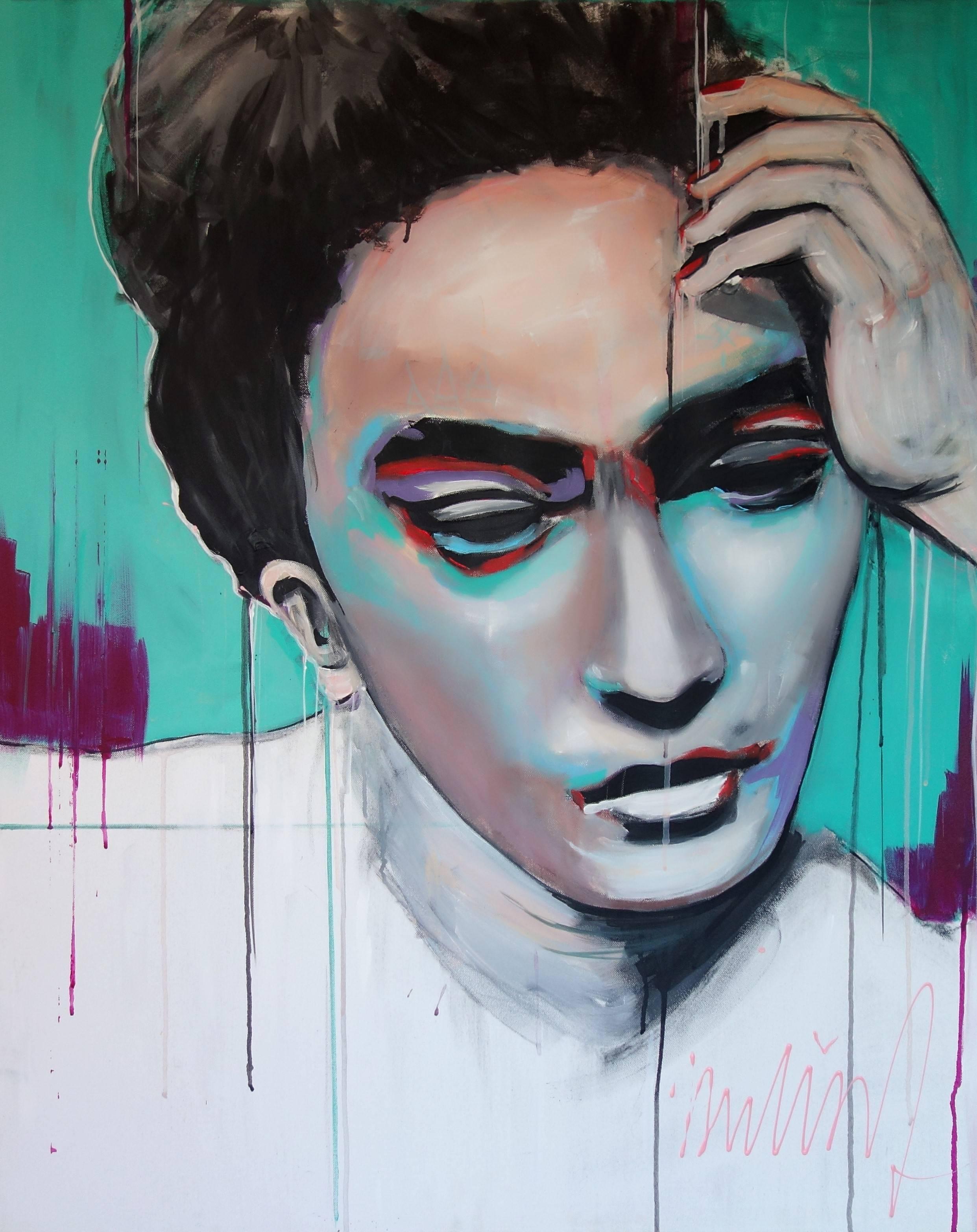 Frida Kahlo - Green