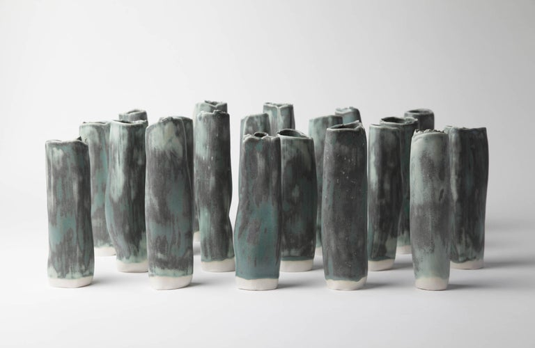 Untitled Group of 20 Columns