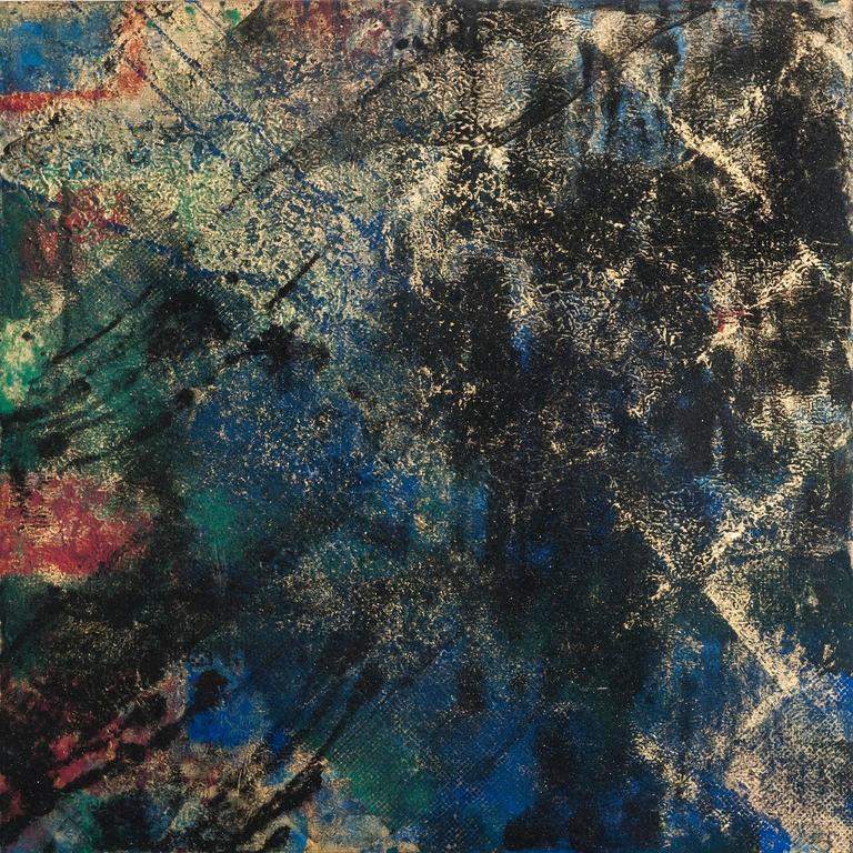 Makoto Fujimura Abstract Painting - Uroko