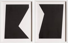 Untitled F (diptych)