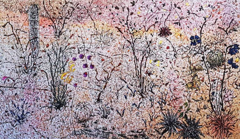 Jim Waid Landscape Painting - Salt River Dawn