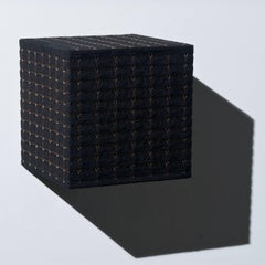 Black Cube w/ Copper #1