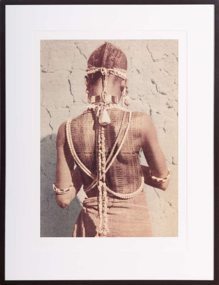 Laela (7/10) - Photograph by Dominique Blain