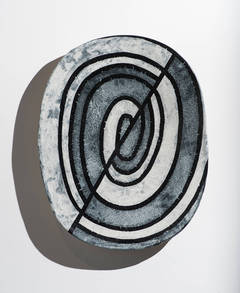 Jun Kaneko - Wall Slab 93-01-31