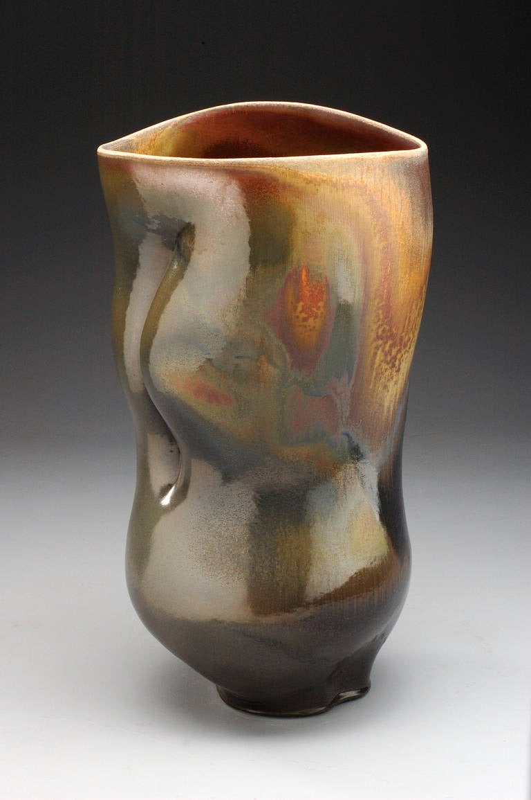 Chris Gustin - Vessel with Fold (0903) 1