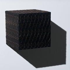 Black Cube w/ Copper #2
