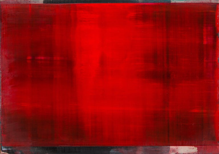 Daniel Brice Abstract Painting - OX 78