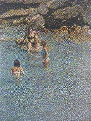 Untitled I, Vardia Beach, Folegandros