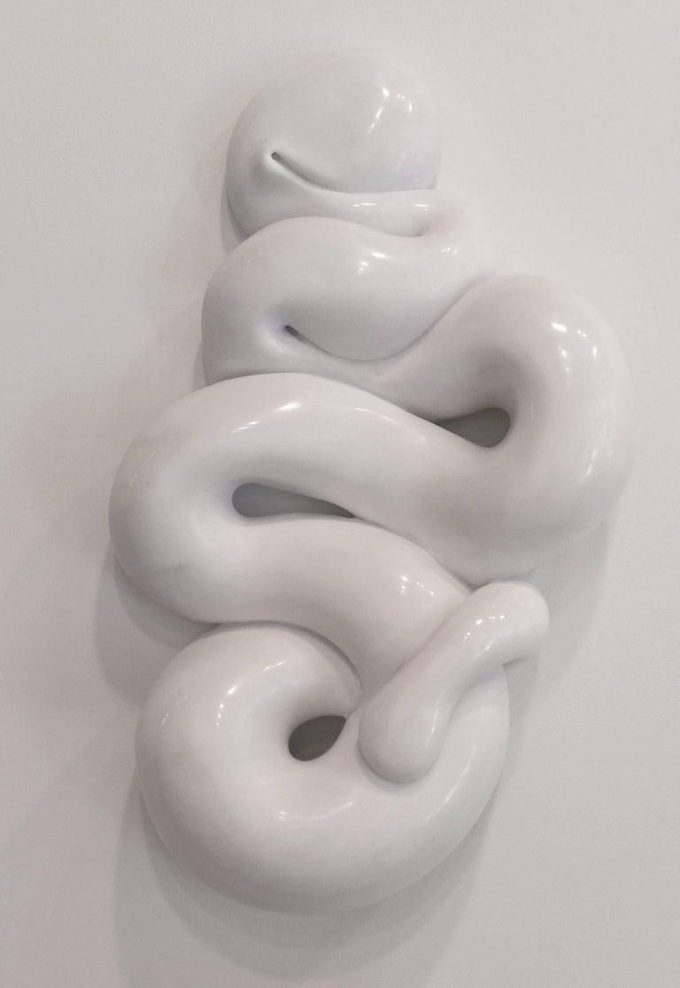 Venske & Spanle Abstract Sculpture - Geringel
