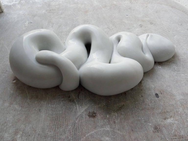 Geringel - Contemporary Sculpture by Venske & Spanle