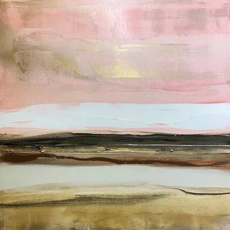 Solace in Gold 1 (unframed)