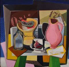Abstract Still-Life