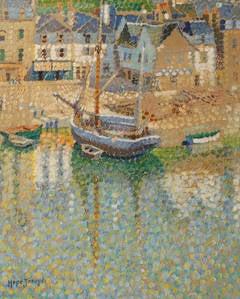 Aurey Harbour, Brittany