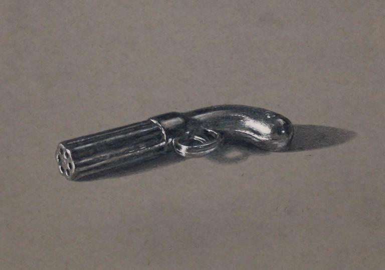 Gun from Clue