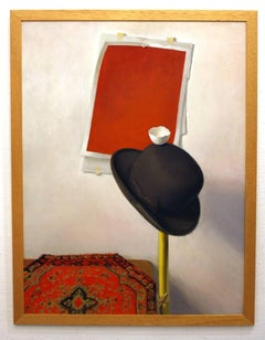 Rug and Hat