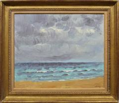Modernist Seascape by Albert Sway
