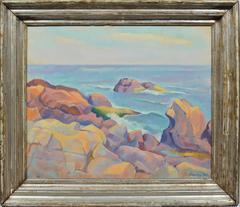 Modernist Beach View, by Albert Sway