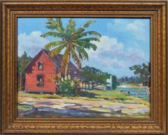 Old Florida Landscape