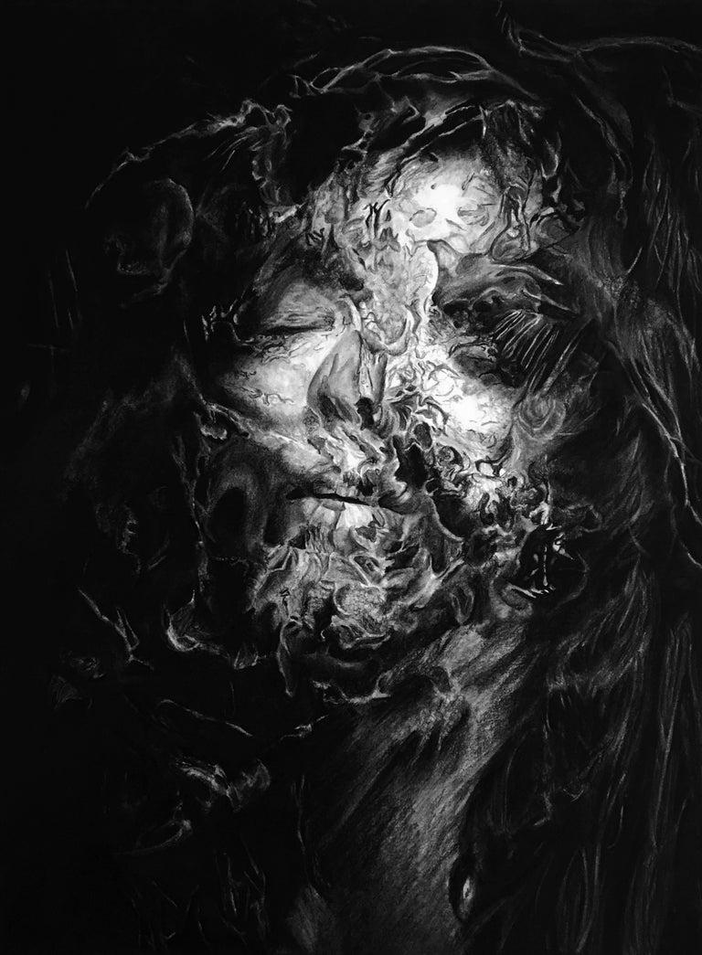 Tricia Butski Portrait - Nebulous