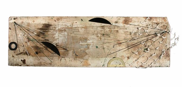 Dianne Baker Abstract Sculpture - Pointless