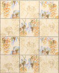 Modernist Wall Paper Pattern