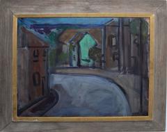 Modernist Street View by Robert de Niro Sr.