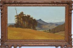 Swiss Landscape by Johann Biedermann