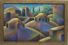 Modernist Southwest Landscape