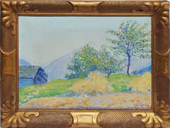 Paris School Impressionist Landscape