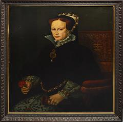 Old Master European School Portrait
