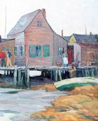 Provincetown Fishing Pier