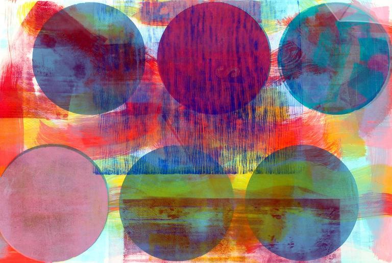 Toma Yovanovich Abstract Print - Untitled