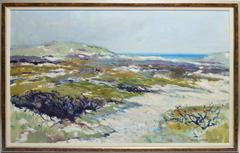 Impressionist New England Beach View by Paul Noble James
