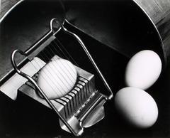 Edward Weston - Eggs and Slicer