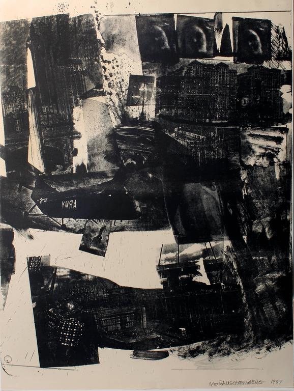 Robert Rauschenberg - Spot Modern Print by Robert Rauschenberg 1