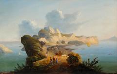 19th Century Neapolitan Oil Painting