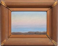 Sunset Lake View by Mary Stewart Dunlap