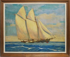Sailing on the Ocean by Bennett